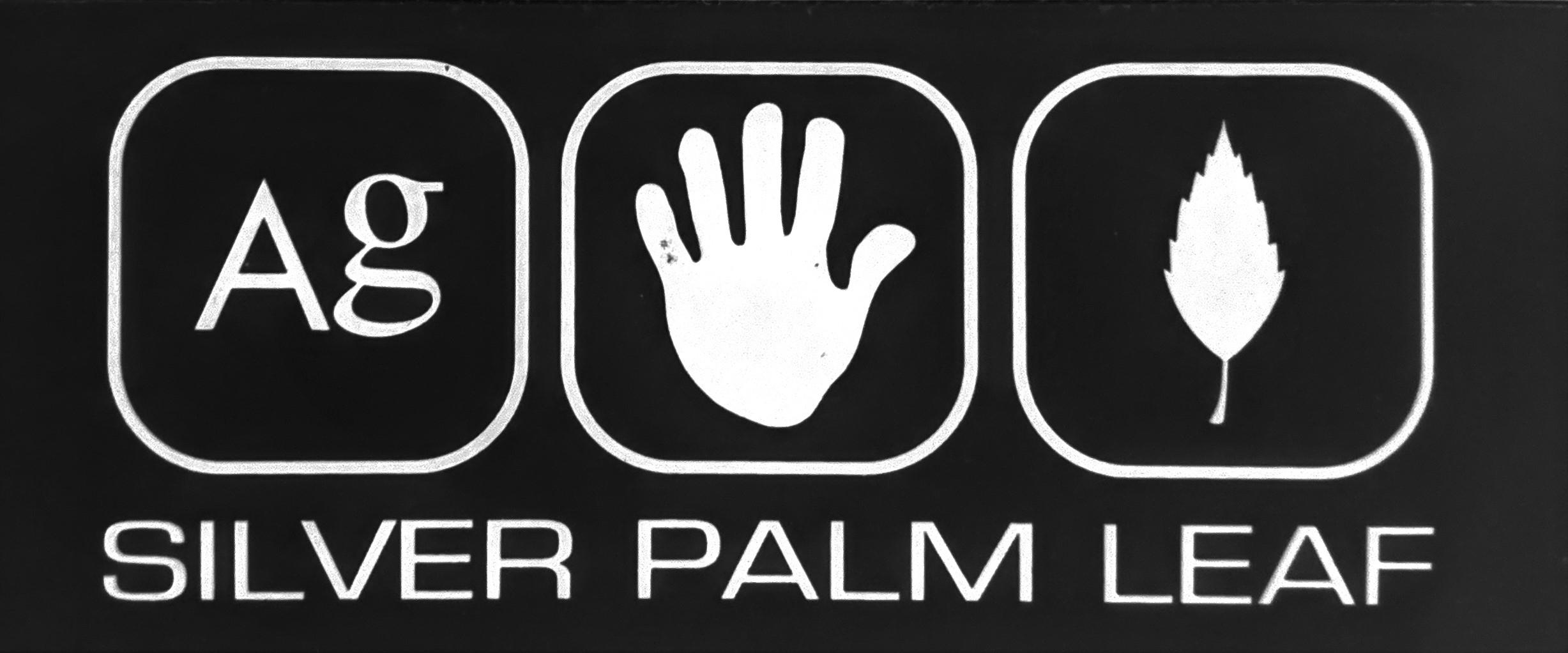 Silver Palm Leaf